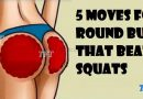 5 MOVES FOR ROUND BUTT THAT BEAT SQUATS