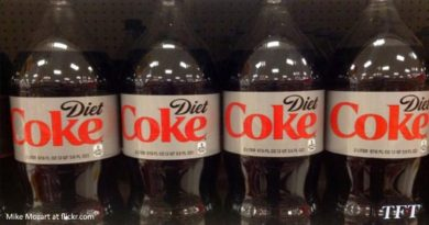 Artificially Sweetened Drinks (Aspartame etc.) Found To Triple Your Risk Of Stroke & Dementia According to Studies