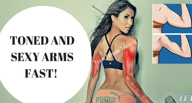 5 TIPS TO GET TONED ARMS WITHOUT LIFTING WEIGHTS