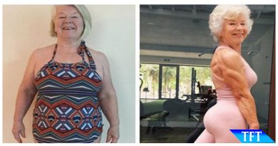 The Way This 73-Year-Old Lady Transformed Her Body Is Inspirational