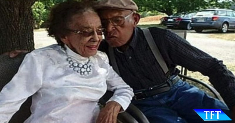 105-Year-Old Man and 96-Year-Old Wife Celebrating 79 Years of Marriage